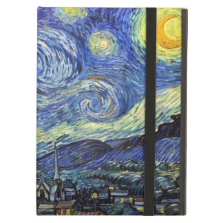 Starry Night By Vincent Van Gogh 1889 iPad Air Cases