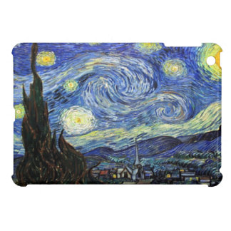 Starry Night By Vincent Van Gogh 1889 iPad Mini Cover