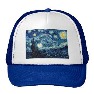 Starry Night By Vincent Van Gogh Cap