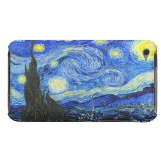 Starry Night by Vincent van Gogh Barely There iPod Case