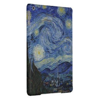 Starry Night by Vincent Van Gogh Cover For iPad Air