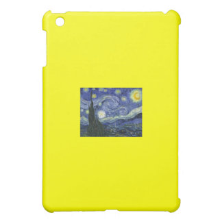 Starry Night by Vincent Van Gogh iPad Mini Covers