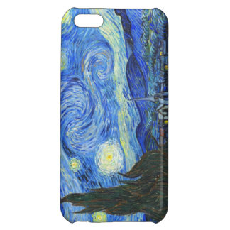Starry Night by Vincent van Gogh iPhone 5C Cases
