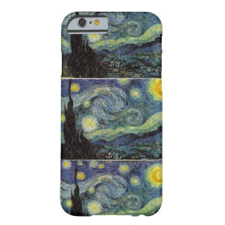 Starry Night Case Barely There iPhone 6 Case