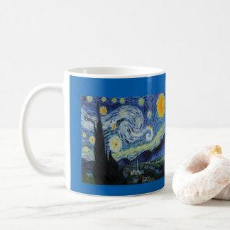 """Starry Night"" Ceramic Mug"