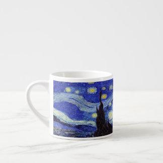 Starry Night Expresso Mug