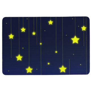 Starry Night floor mat