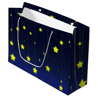 Starry Night gift bag