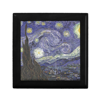 Starry Night Gift Box
