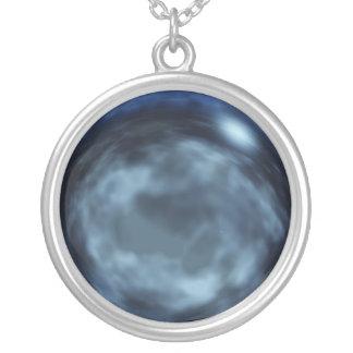 Starry Night Globe Necklace