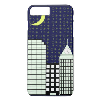 Starry Night In the City phone case