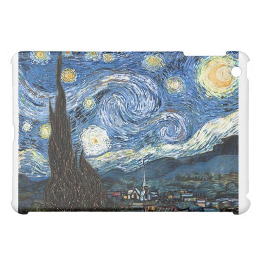 Starry Night Cover For The iPad Mini