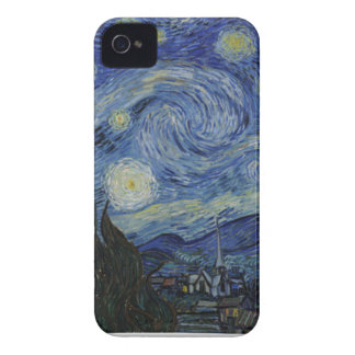 Starry night iPhone 4 cases
