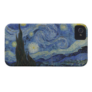 Starry Night iPhone 4 Cover