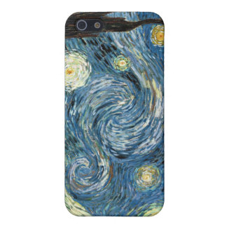 Starry Night iPhone 5 Covers