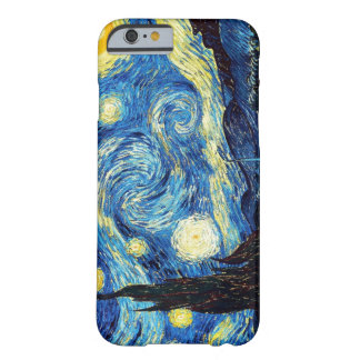 Starry Night iPhone 6 case