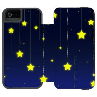 Starry Night iPhone Wallet Case Incipio Watson™ iPhone 5 Wallet Case