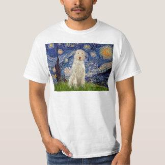 Starry Night - Italian Spinone #12 T-Shirt