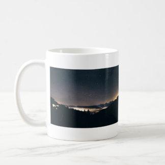 Starry Night Outdoors Mug