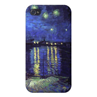 starry night over the rhone 1890 iPhone 4/4S cover
