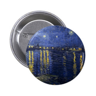 Starry Night Over the Rhone Pin
