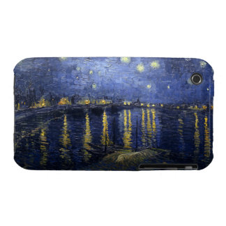 Starry Night Over the Rhone Barely There™ iPhone 3 iPhone 3 Cover