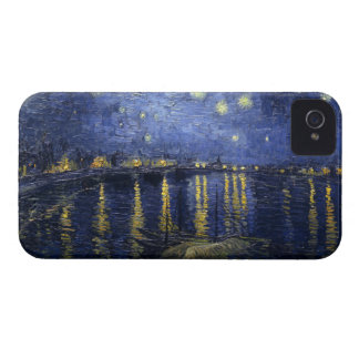 Starry Night Over the Rhone Barely There™ iPhone 4 iPhone 4 Cases