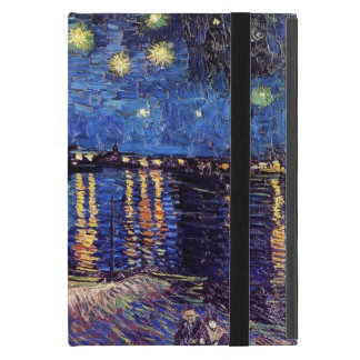 Starry Night over the Rhone, by Vincent van Gogh. Cases For iPad Mini
