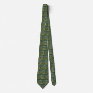 Starry Night Over the Rhone by Vincent van Gogh Tie