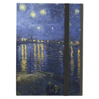 Starry Night Over the Rhone iPad Cover
