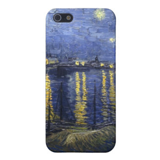Starry Night Over the Rhone  iPhone 5/5S Covers
