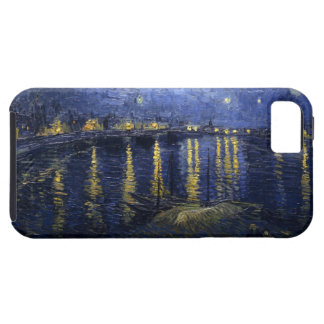 Starry Night Over the Rhone iPhone 5 Case