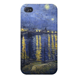 Starry Night Over the Rhone  iPhone 4/4S Cover