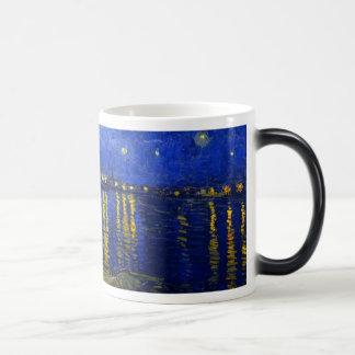 Starry Night Over The Rhone Mug