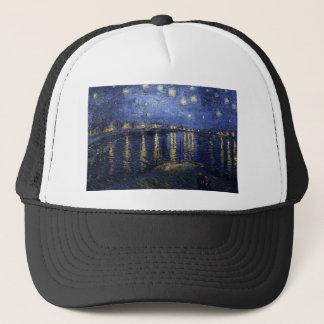 Starry Night Over The Rhône Trucker Hat