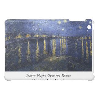 Starry Night Over the Rhone - Van Gogh (1888) iPad Mini Case
