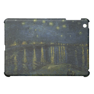 Starry Night Over the Rhone - Van Gogh Case For The iPad Mini