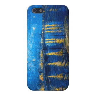 Starry Night Over the Rhone, Van Gogh iPhone 5/5S Case