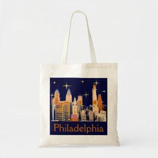 Starry Night Philadelphia Tote Bag