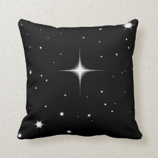 Starry Night Pillow for Teens Cushion