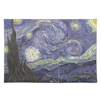 Starry Night Placemat