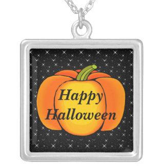Starry Night Pumpkins Halloween Pendants