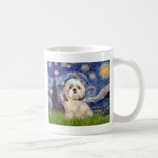 Starry Night - Shih Tzu (Y) Coffee Mug