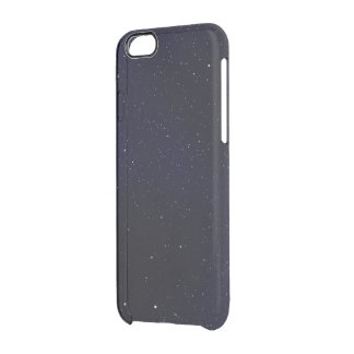 Starry night sky Space and astronomy Clear iPhone 6/6S Case