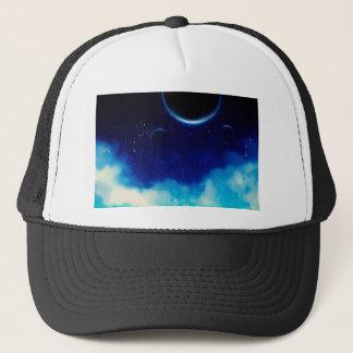 Starry Night Sky Trucker Hat