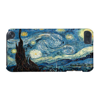Starry Night - Van Gogh -5th Generation iPod Touch iPod Touch (5th Generation) Case