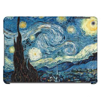 Starry Night - Van Gogh - Barely There iPad Air iPad Air Covers