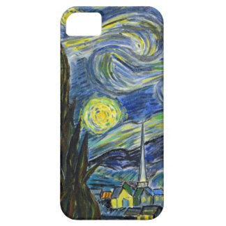 Starry Night, Van Gogh Case For The iPhone 5