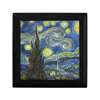 Starry Night, Van Gogh Gift Box