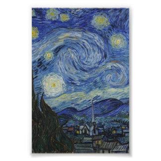 Starry Night Van Gogh Photograph